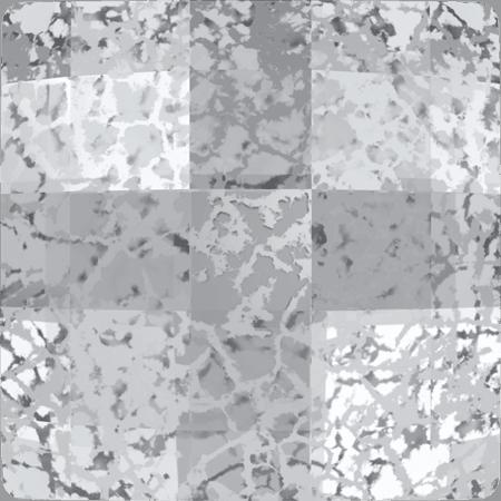 Swarovski 2493 - Chessboard, Crystal Silver Patina