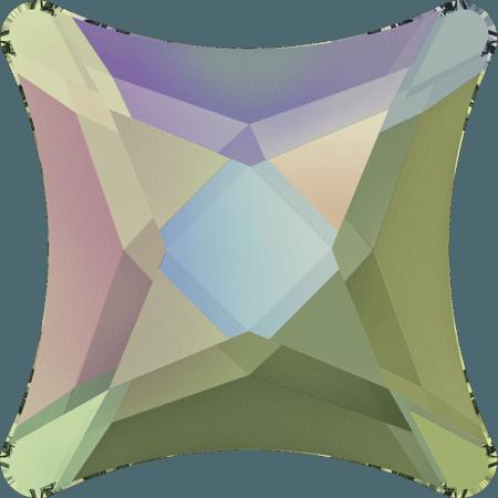 Swarovski 2494 - Starlet, Hotfix, Crystal Paradise Shine