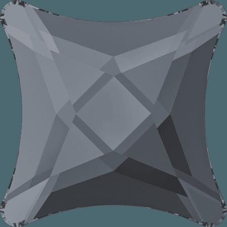 Swarovski 2494 - Starlet, Hotfix, Crystal Silver Night