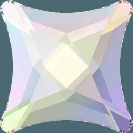 Swarovski 2494 - Starlet, Hotfix, Crystal AB