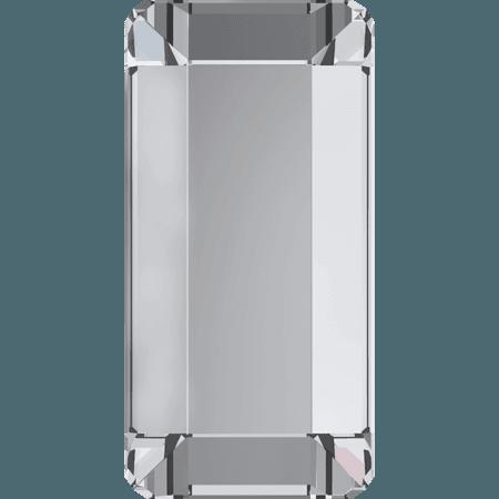 Swarovski 2510 - Baguete, Hotfix, Crystal