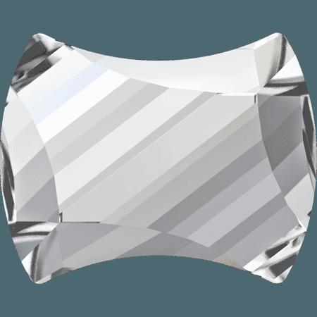 Swarovski 2540 - Curvy, Hotfix, Crystal