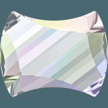 Swarovski 2540 - Curvy, Hotfix, Crystal AB
