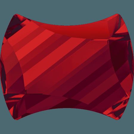 Swarovski 2540 - Curvy, Hotfix, Light Siam