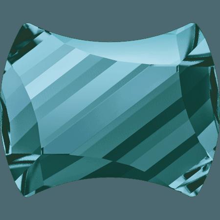Swarovski 2540 - Curvy, Hotfix, Light Turquoise