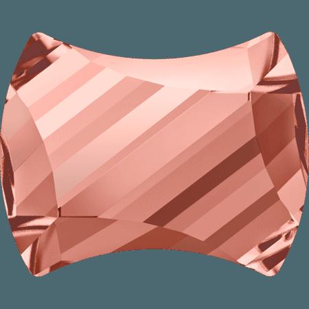 Swarovski 2540 - Curvy, Hotfix, Rose Peach