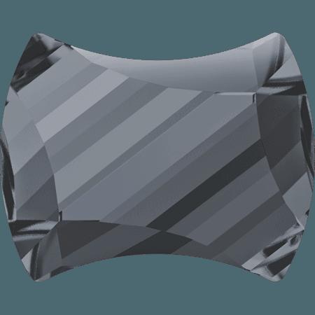Swarovski 2540 - Curvy, Crystal Silver Night
