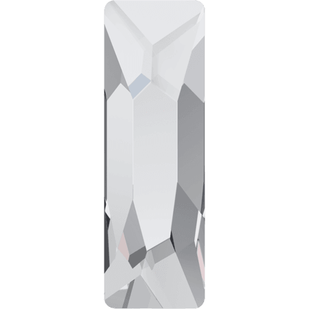 Swarovski 2555 - Cosmic Baguette, Hotfix, Crystal