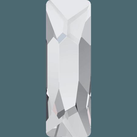 Swarovski 2555 - Cosmic Baguette, Crystal