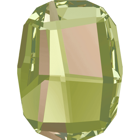 Swarovski 2585 - Graphic, Crystal Luminous Green