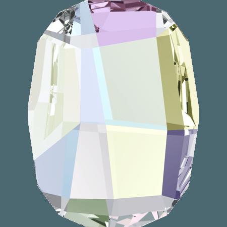 Swarovski 2585 - Graphic, Crystal AB