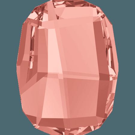 Swarovski 2585 - Graphic, Rose Peach