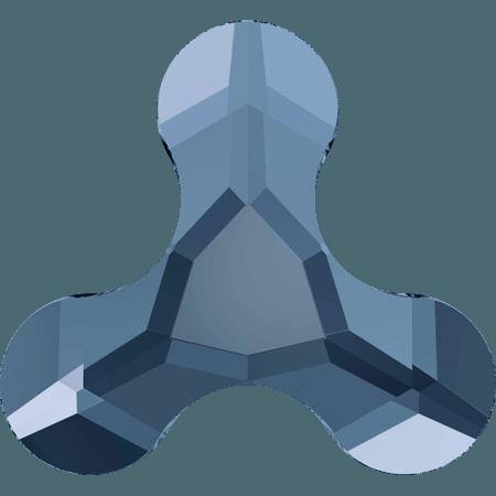 Swarovski 2708 - Molecule, Hotfix, Denim Blue