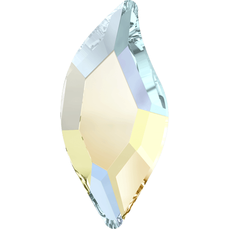 Swarovski 2797 - Diamond Leaf, Hotfix