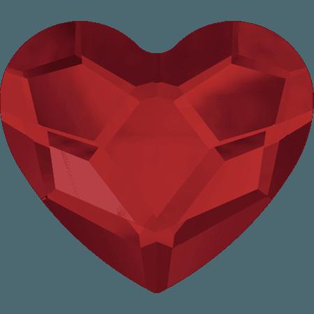 Swarovski 2808 - Heart, Hotfix