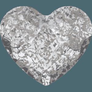 2808 CR Silver Patina