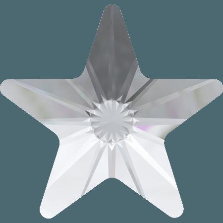 Swarovski 2816 - Rivoli Star, Crystal
