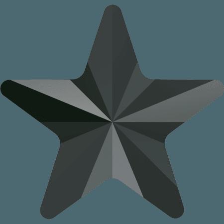 Swarovski 2816 - Rivoli Star, Hotfix