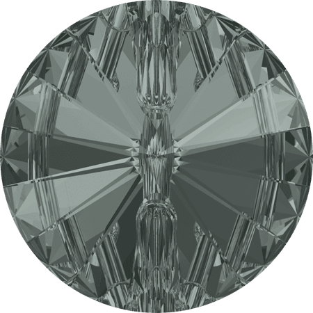 Swarovski 3015 Black Diamond