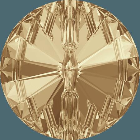 Swarovski 3015 CR Golden Shadow
