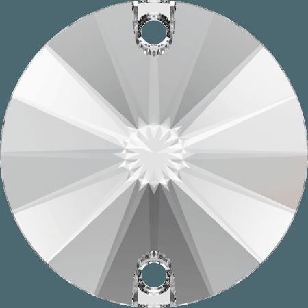 Swarovski 3200 - Rivoli, Crystal