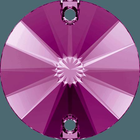 Swarovski 3200 - Rivoli, Fuchsia