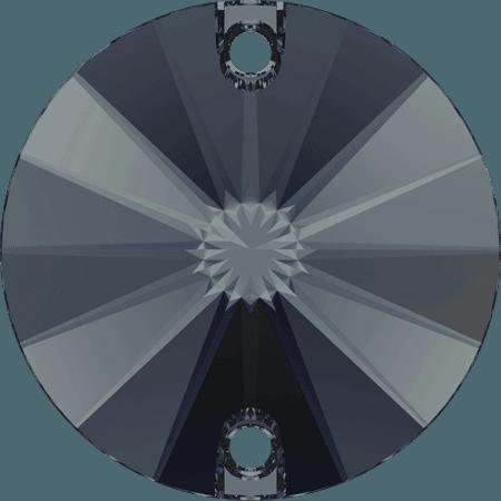 Swarovski 3200 - Rivoli, Graphite