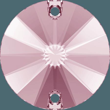 Swarovski 3200 - Rivoli, Light Rose