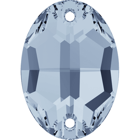 Swarovski 3210 - Oval, Crystal Blue Shade
