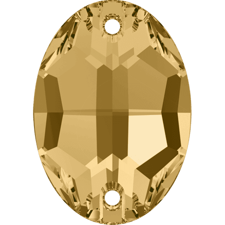Swarovski 3210 - Oval, Light Colorado Topaz
