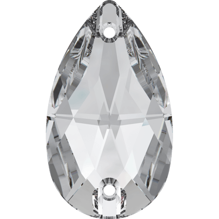 Swarovski 3230 - Drop, Crystal