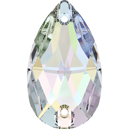 Swarovski 3230 - Drop, Crystal AB