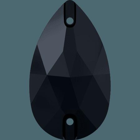 Swarovski 3230 - Drop, Jet