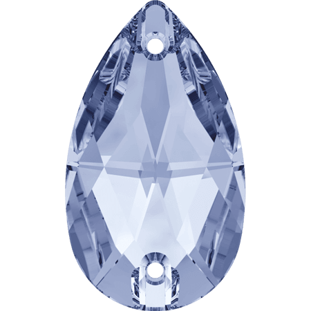 Swarovski 3230 - Drop, Light Sapphire