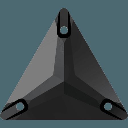 Swarovski 3270 - Triangle, Jet