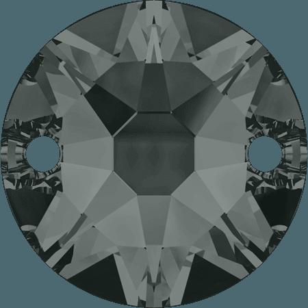 Swarovski 3288 - XIRIUS, Black Diamond
