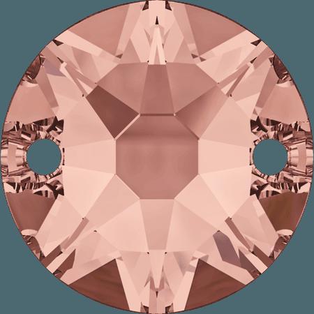 Swarovski 3288 - XIRIUS, Blush Rose