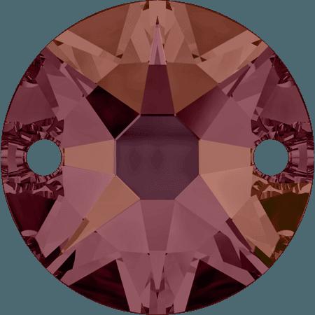 Swarovski 3288 - XIRIUS, Crystal Lilac Shadow
