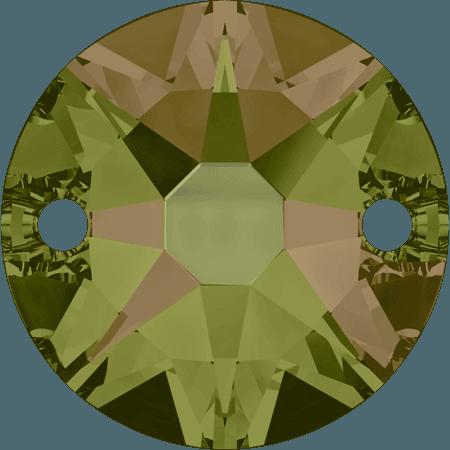 Swarovski 3288 - XIRIUS, Crystal Luminous Green