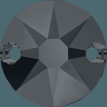Swarovski 3288 - XIRIUS, Crystal Silver Night