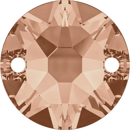 Swarovski 3288 - XIRIUS, Light Peach