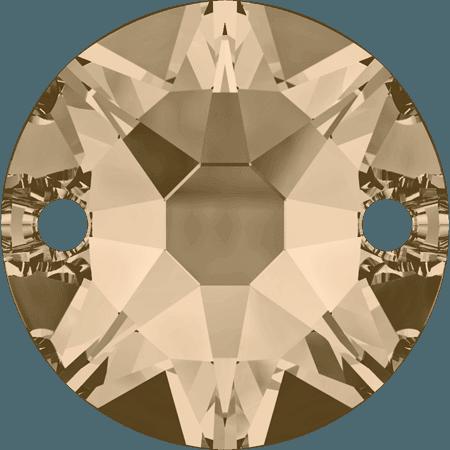 Swarovski 3288 - XIRIUS, Light Silk