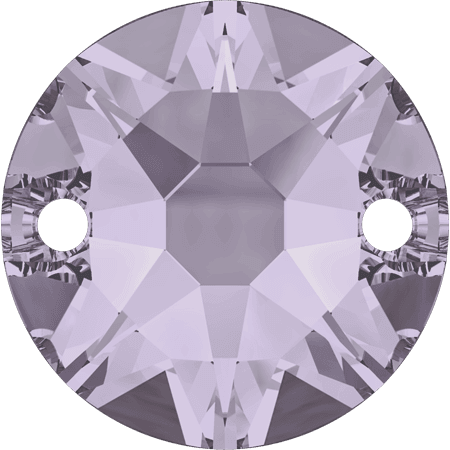 Swarovski 3288 - XIRIUS, Smoky Mauve