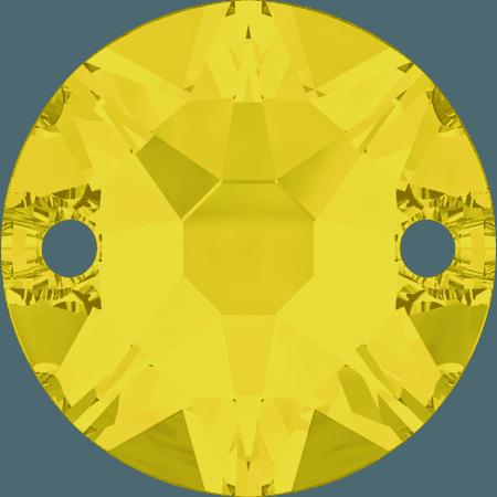 Swarovski 3288 - XIRIUS, Yellow Opal
