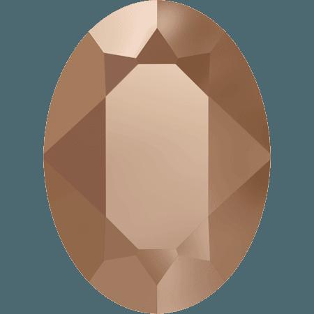 Swarovski 4120, Crystal Rose Gold