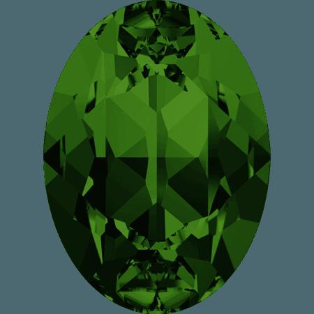 Swarovski 4120, Dark Moss Green