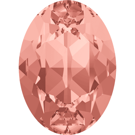 Swarovski 4120, Rose Peach