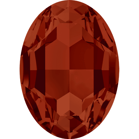 Swarovski 4127, Crystal Red Magma