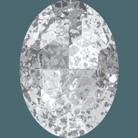Swarovski 4127, Crystal Silver Patina