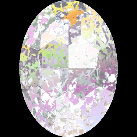 Swarovski 4127, Crystal White Patina